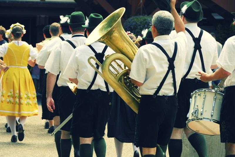 Oktoberfest Tuba