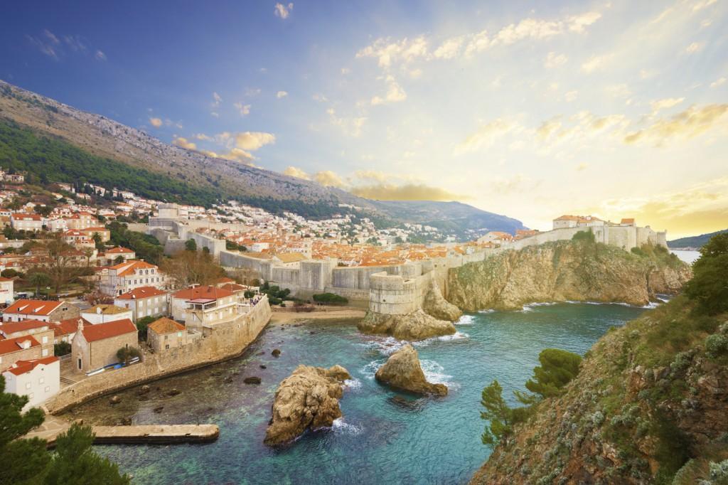Dubrovnik. Croatia.