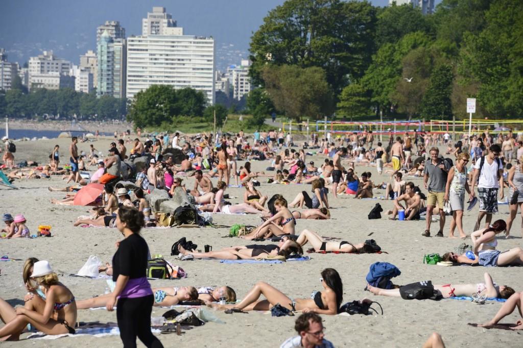 Kits Beach, Vancouver